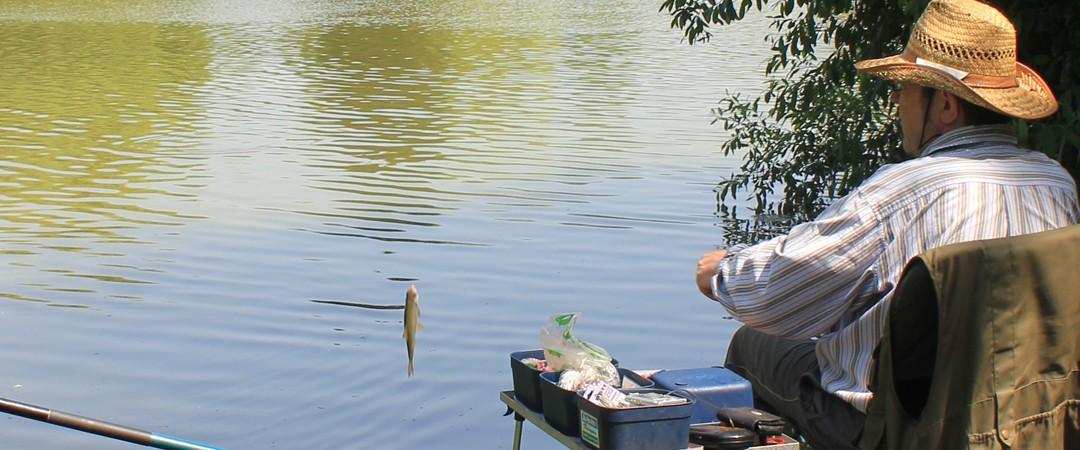 fishing lakes essex